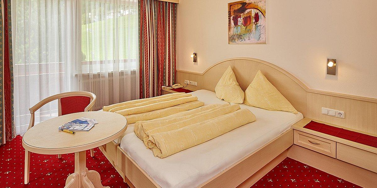 Doppelzimmer Haus Fridolin